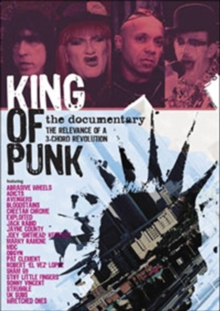King of Punk, DVD  DVD