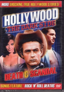 Hollywood - The Dark Side: Death and Scandal, DVD