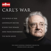 Carl's War, CD / Album