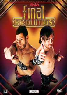 TNA Wrestling: Final Resolution 2009, DVD