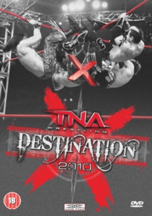 TNA Wrestling: Destination X 2010, DVD  DVD