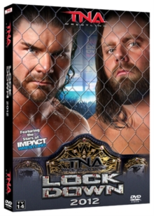 TNA Wrestling: Lockdown 2012, DVD  DVD