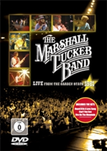 Marshall Tucker Band: Live from the Garden State, DVD