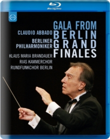 Gala from Berlin - Grand Finales, Blu-ray