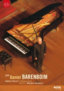 Daniel Barenboim: The Jubilee Concert from Buenos Aires, DVD