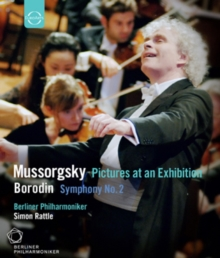 Mussorgsky: Pictures at an Exhibition/Borodin: Symphony No. 2 ..., Blu-ray