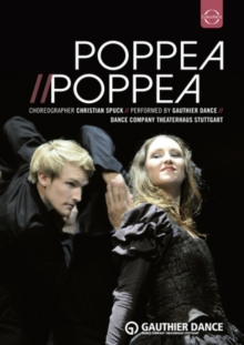 Poppea//Poppea: Gauthier Dance, DVD