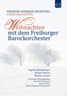 Christmas With the Freiburg Baroque Orchestra, DVD