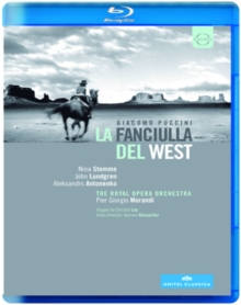 La Fanciulla Del West: Royal Swedish Opera House (Morandi), Blu-ray  BluRay