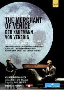 The Merchant of Venice: Bregenz Festival (Nielsen), DVD DVD