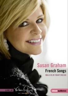 Susan Graham: Live at Verbier Festival, DVD