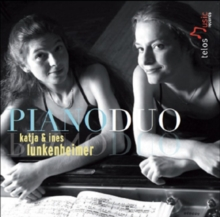 Piano Duo, CD / Album Cd