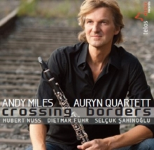 Crossing Borders, CD / Album