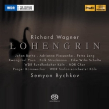 Richard Wagner: Lohengrin, CD / SACD