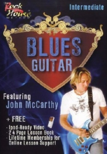 Blues Guitar: Intermediate, DVD
