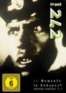 Front 242: Moments in Budapest, DVD