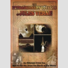 The Extraordinary Voyages of Jules Verne, DVD