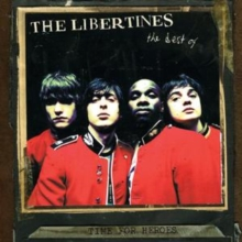 The Best Of: Time for Heroes, CD / Album
