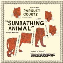 Sunbathing Animals, CD / Album