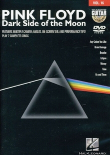 Guitar Playalong: Volume 16 - Pink Floyd Dark Side of the Moon, DVD