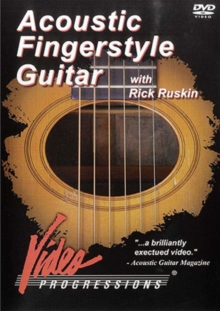 Acoustic Fingerstyle Guitar, DVD  DVD
