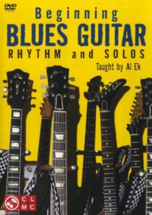 Beginning Blues Guitar - Rhythm and Solos, DVD