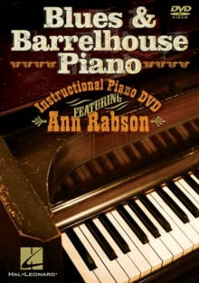 Blues and Barrelhouse Piano, DVD