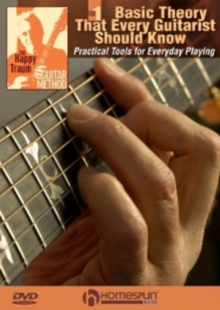 Basic Theory That Every Guitarist Should Know 1, DVD