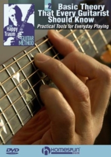 Basic Theory That Every Guitarist Should Know 2, DVD