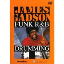 James Gadson: Funk/R&B Drumming, DVD