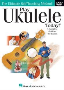 Play Ukulele Today - A Complete Guide to the Basics, DVD  DVD
