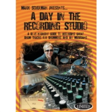 Mark Schulman: A Day in the Recording Studio, DVD  DVD