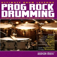 Prog Rock Drumming, DVD