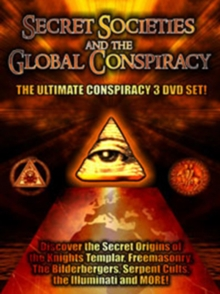 Secret Societies and the Global Conspiracy, DVD  DVD