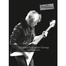 Michael Schenker Group: Live at Rockpalast, DVD