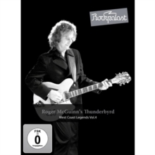 Roger McGuinn's Thunderbyrd: Westcoast Legends Vol.4, DVD