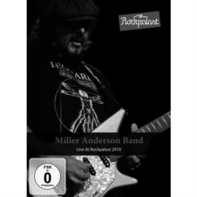 Miller Anderson Band: Live at Rockpalast 2010, DVD
