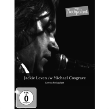 Jackie Leven With Michael Cosgrave: Live at Rockpalast, DVD