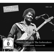 Albert Collins and the Icebreakers: Live at Rockpalast, DVD