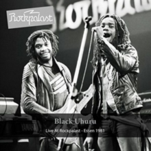 Black Uhuru: Live at Rockpalast - Essen 1981, DVD