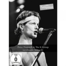 Peter Hammill & The K Group: Live at Rockpalast, DVD