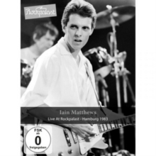 Iain Matthews: Live at Rockpalast, DVD