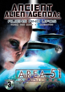 Ancient Alien Agenda: Aliens and UFOs from the Area 51 Archives, DVD