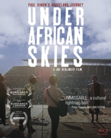 Paul Simon: Under African Skies, Blu-ray