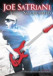 Joe Satriani: Satchurated - Live in Montreal, DVD