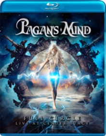 Pagan's Mind: Full Circle, Blu-ray