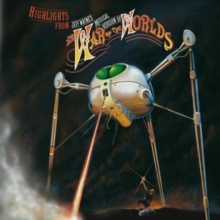 Highlights from Jeff Wayne's Musical Version of the War of The... (Special Edition), CD / Album