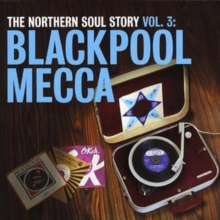 Golden Age of Northern Soul, The - Blackpool Mecca, CD / Album