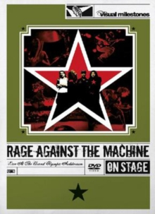 Rage Against the Machine: Live at the Grand Olympic Auditorium, DVD