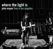 John Mayer: Where the Light Is - Live in Los Angeles, Blu-ray